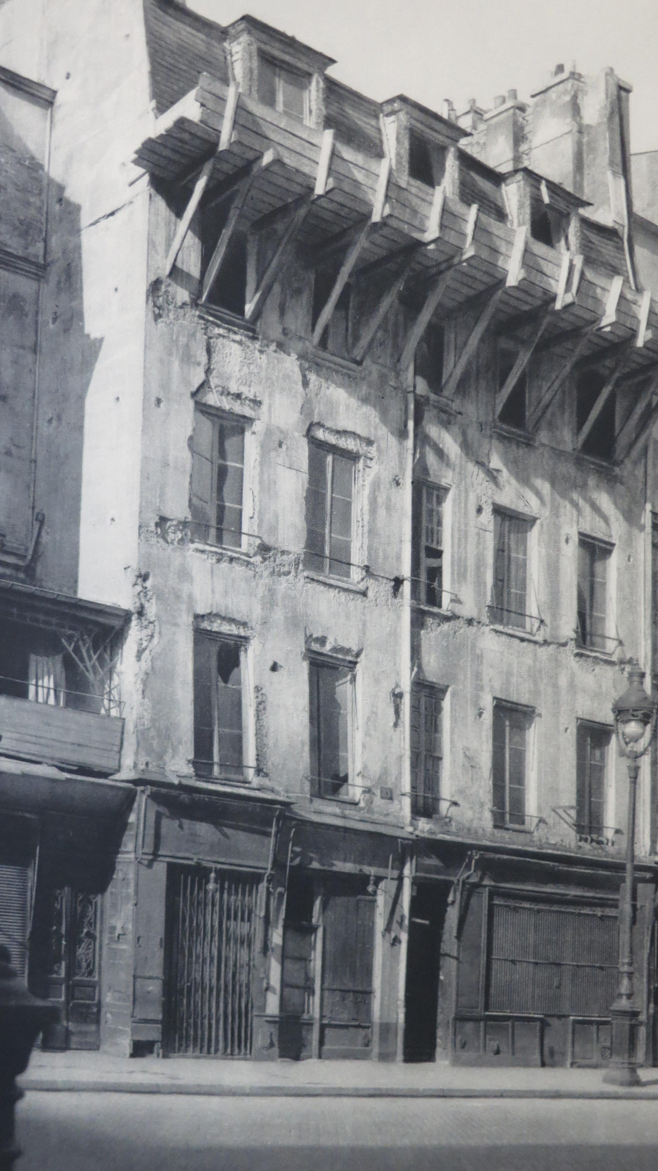 Les Ilots insalubres et glorieux de Paris