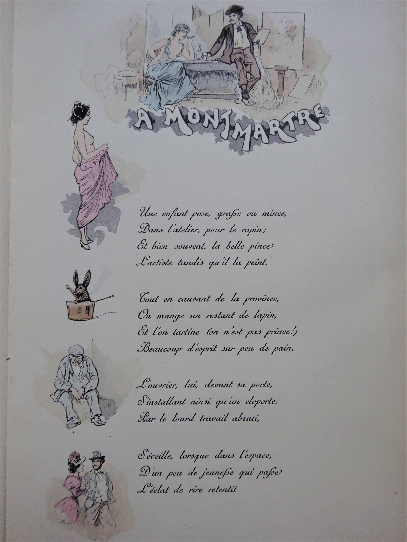 Paris en sonnets. 1897