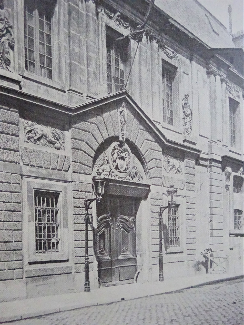 Inauguration du Musée Historique de la Ville de Paris