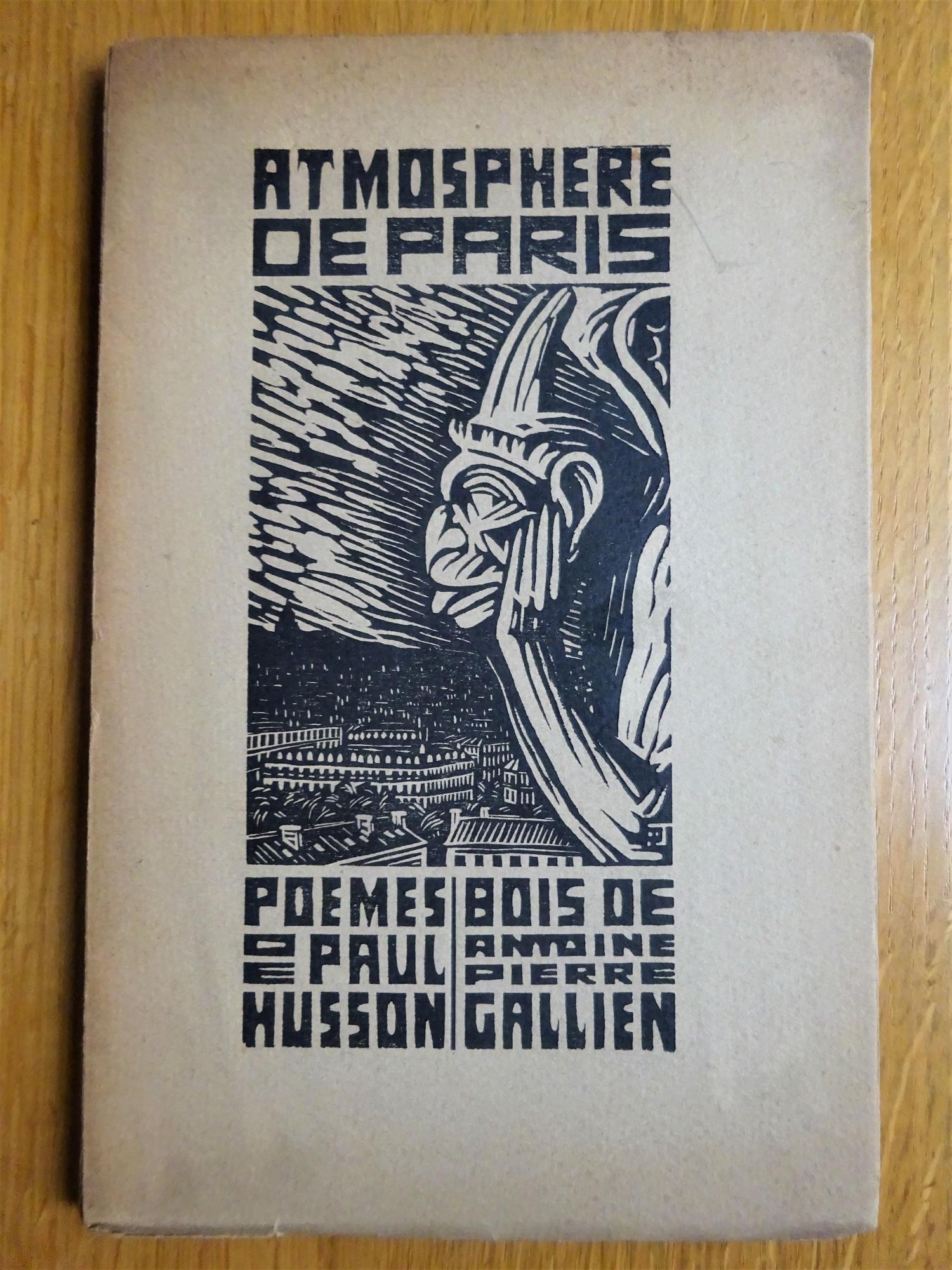 Atmosphère de Paris Bois d'Antoine-Pierre Gallien