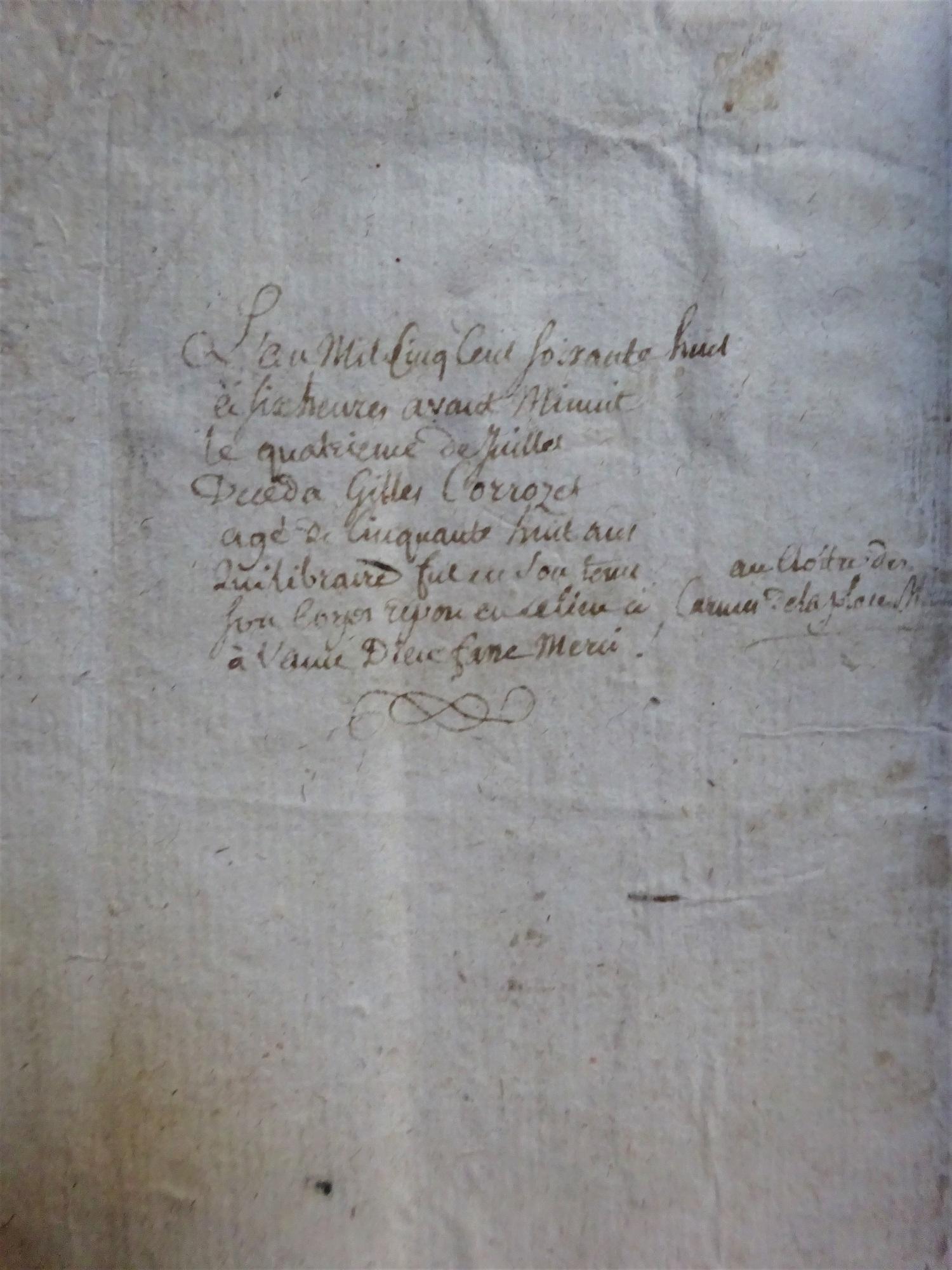 Les Antiquitez croniques et singularitez de Paris. 1586-1588