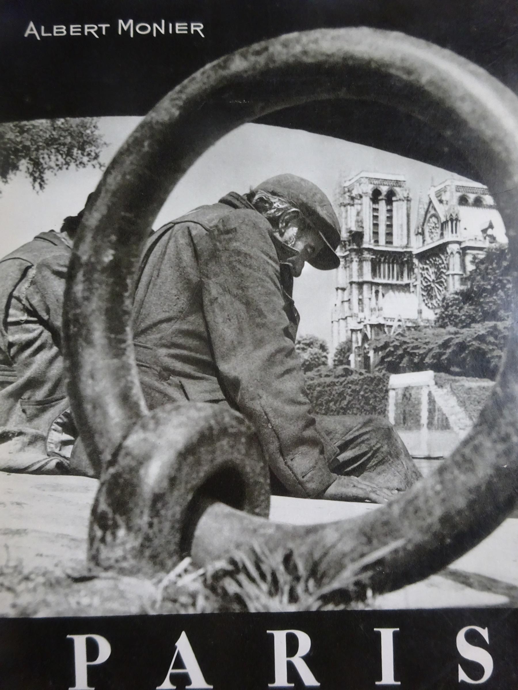 Paris. Photographies d'Albert Monier