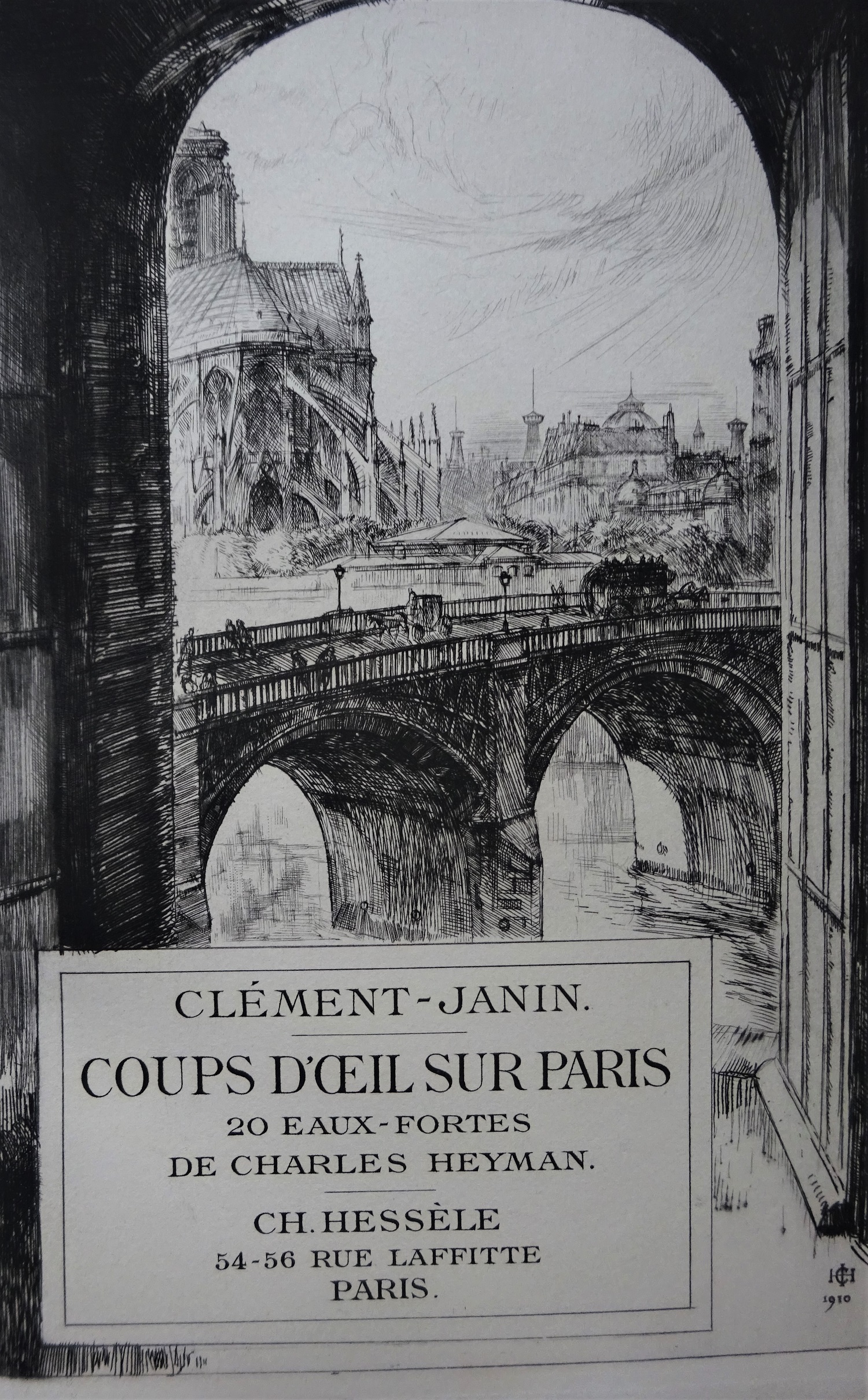 Coups d'oeil sur Paris