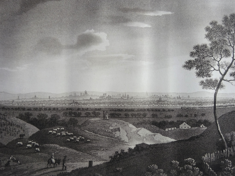 Tableau historique et pittoresque de Paris, de la bibliothèque du prince de Talleyrand