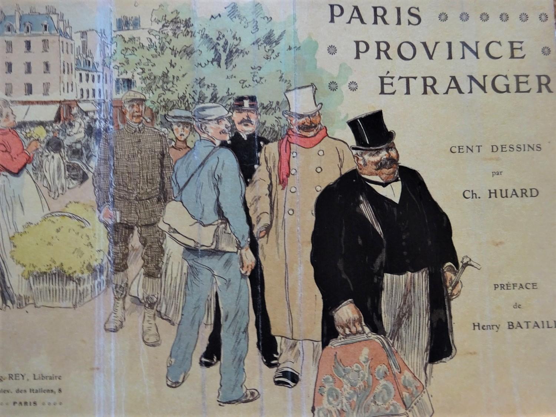 Province  Paris Province Etranger
