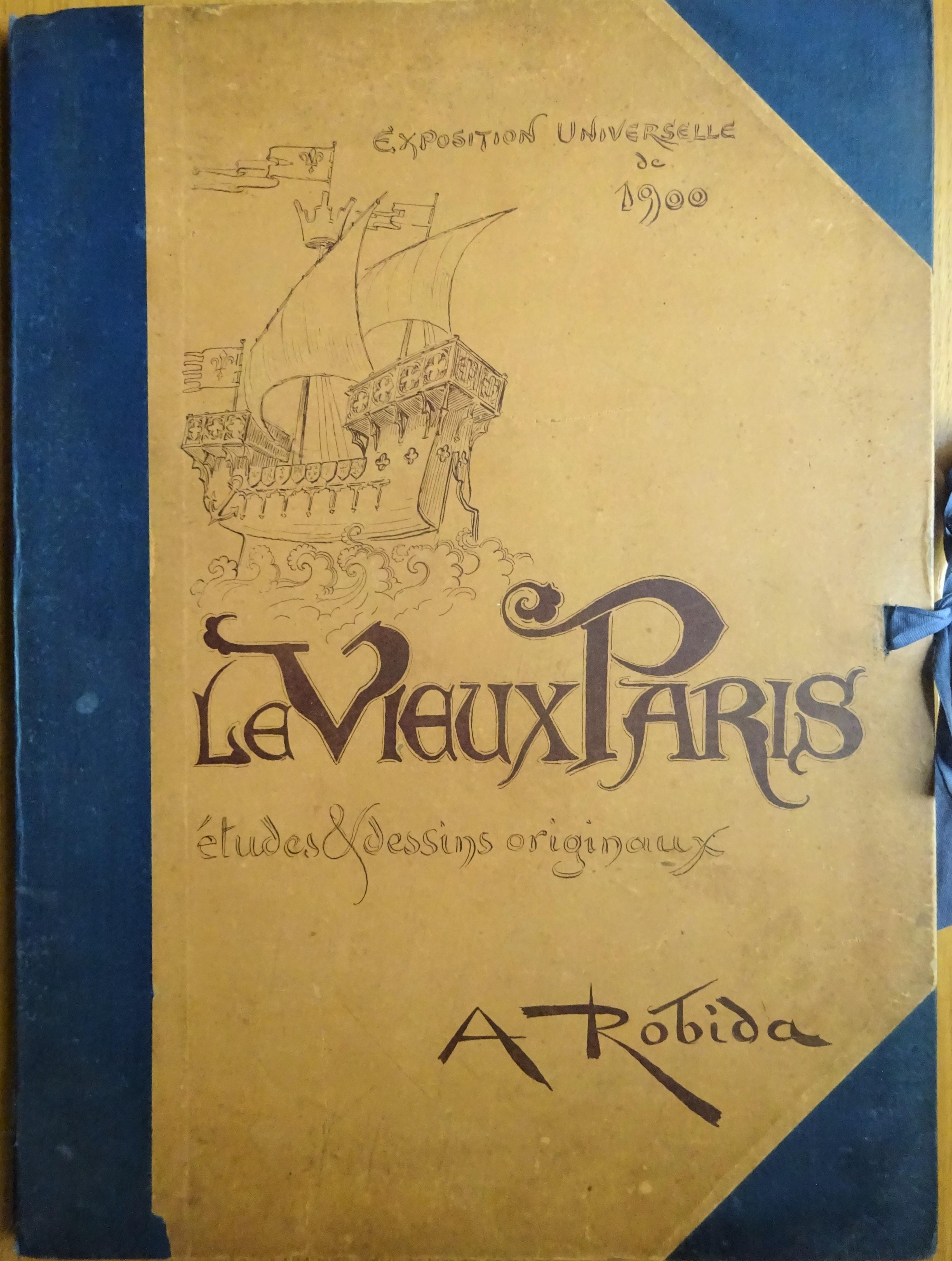Exposition universelle de 1900. Le vieux Paris