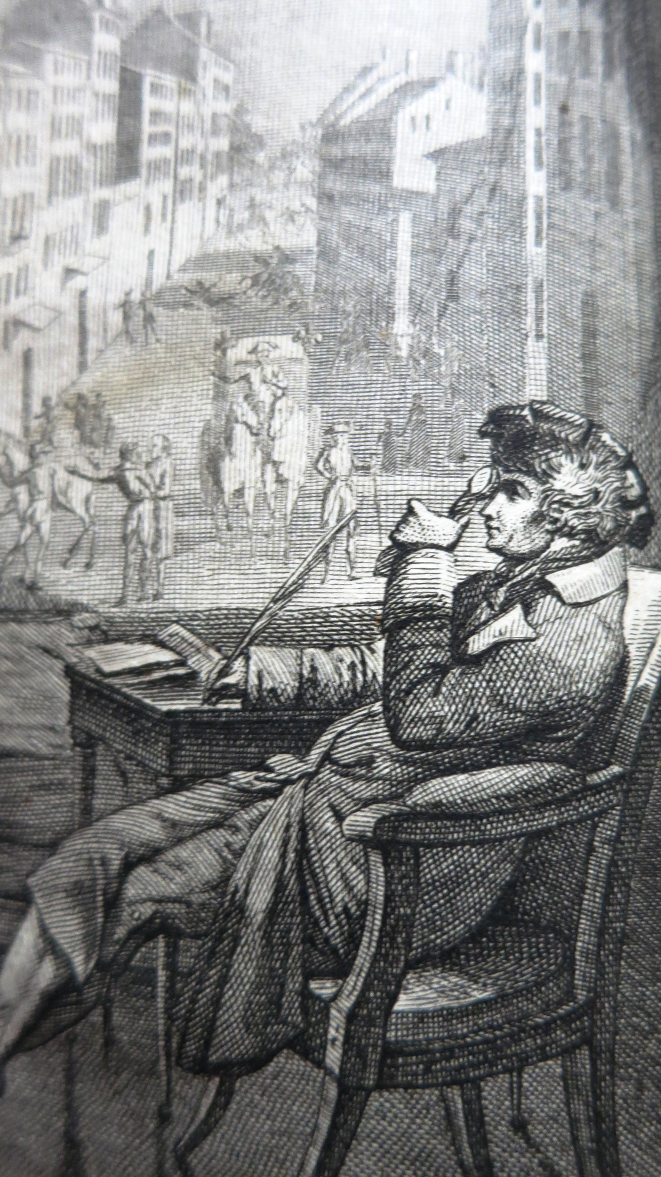 L'Hermite de la Chaussée d'Antin Guillaume le Franc Parleur L'Hermite de la Guiane