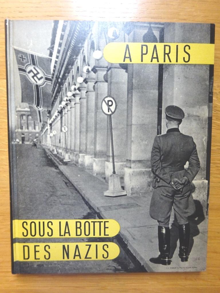 Paris sous la botte des nazis. Victoire des Français en Italie. Un an.