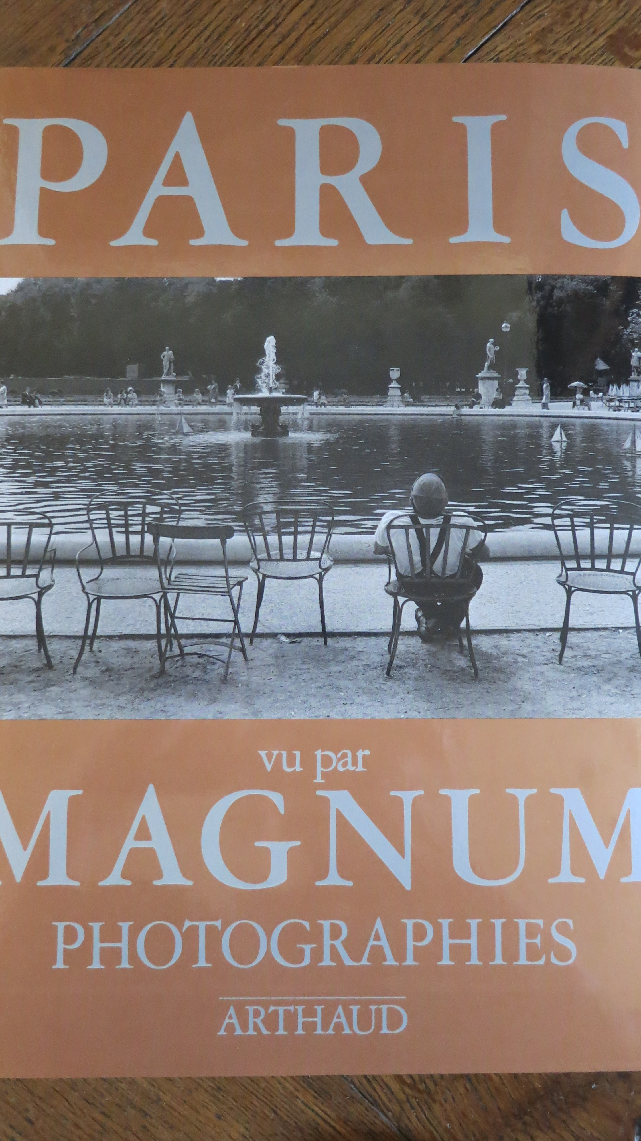 Paris vu par Magnum photographies