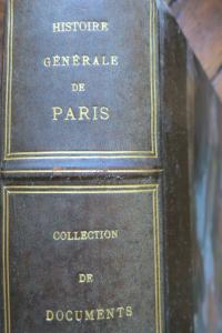 Topographie historique du vieux Paris. Région du bourg Saint-Germain