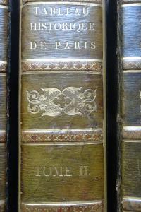 Tableau historique et pittoresque de Paris, depuis les gaulois jusqu'à nos jours Edition originale