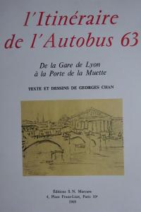 L'Itinéraire de l'Autobus 63