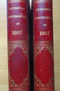 L'Exposition universelle de 1867 illustrée.