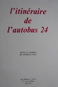L'Itinéraire de l'Autobus 24