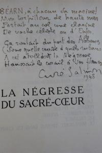 La Négresse du Sacré-Coeur
