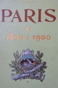 Paris de 1800 à 1900