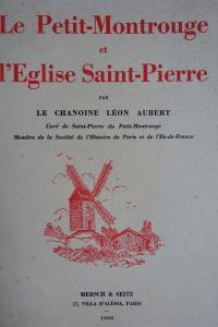 Le Petit Montrouge et l'église Saint Pierre