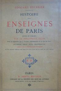 Histoire des enseignes de Paris
