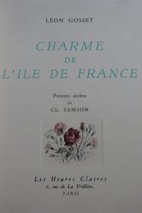 Charme de l'Ile-de-France