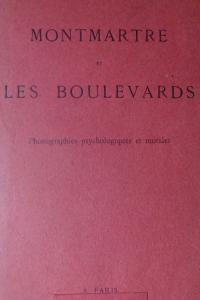 Montmartre et les Boulevards
