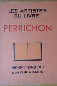 Les Artistes du livre. Jean-Léon Perrichon