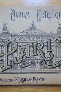 Paris Album Artistique 40 vues