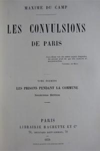 Les convulsions de Paris