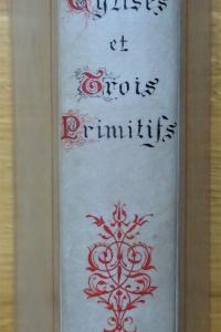 Trois églises et Trois Primitifs édition originale
