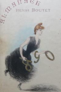 Almanach pour 1890
