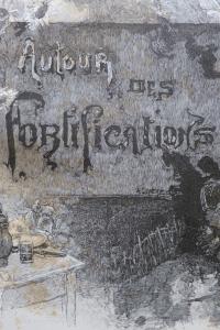 Autour des fortifications
