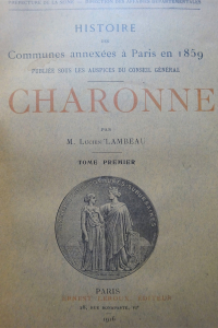Charonne Volume I