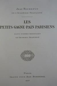 Les Petits Gagne-Pain Parisiens