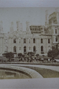 Album photographique des ruines de Paris