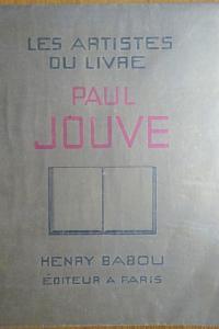 Les Artistes du livre , Henry Babou, 24 monographies