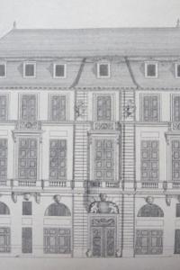 L'Hôtel de Beauvais, rue Saint-Antoine