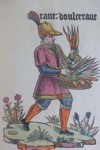 Cris de Paris au XVIe siècle sous le règne de François Ier