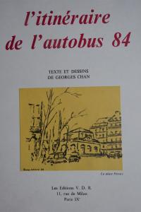 L'Itinéraire de l'Autobus 84