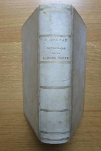 Dictionnaire de la langue verte. Argots parisiens comparés.
