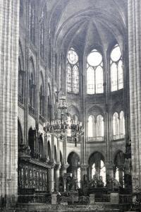 Eglises parisiennes actuelles et disparues