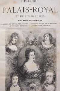 Histoire du Palais Royal