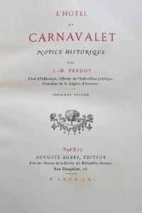 L'Hôtel de Carnavalet