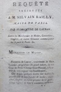 Etrennes aux Grisettes pour l'année 1790