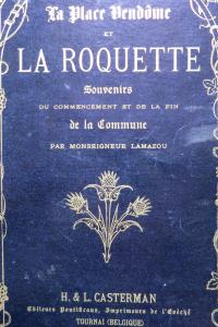 La place Vendôme et la Roquette