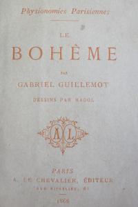Physionomies parisiennes Le Bohême