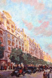 L'achèvement du boulevard Haussmann