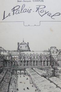 Le Palais-Royal Jean-Jacques Chaplin