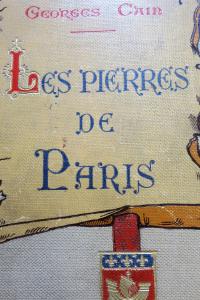 Les pierres de Paris Environs de Paris
