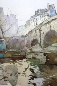Les ponts de Paris Henri Troyat