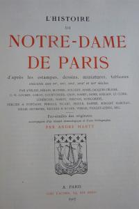 L'Histoire de Notre-Dame de Paris