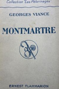 Montmartre Georges Viance